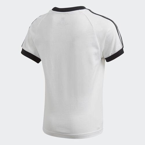 adidas - 3-Stripes Tee White / Black DV2860