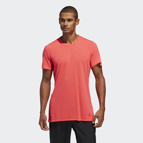 adidas - Adapt to Chaos Tee Shock Red DQ2716