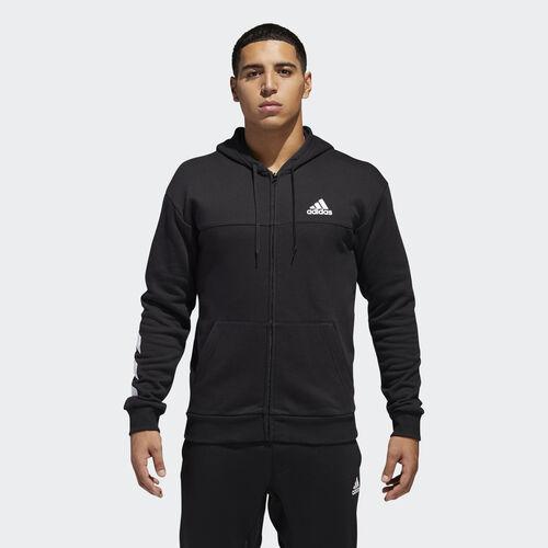 adidas - Sport Hoodie Black / White DM7564