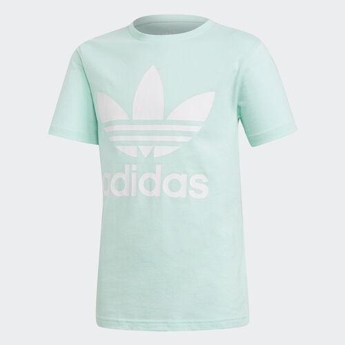 adidas - Trefoil Tee Clear Mint / White DH2473