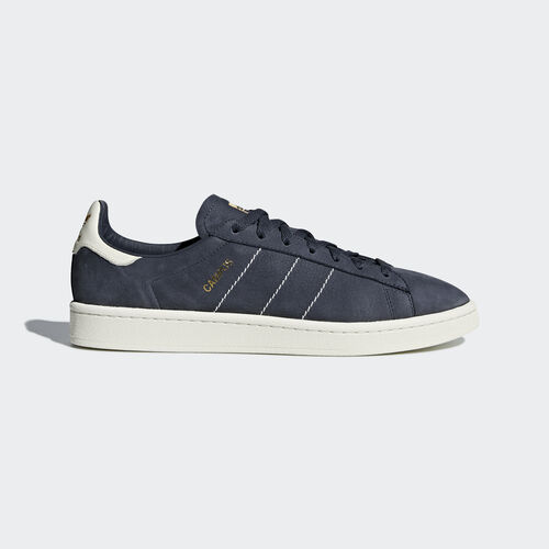 adidas - Campus Shoes Trace Blue/Chalk White/Gold Metallic CQ2047
