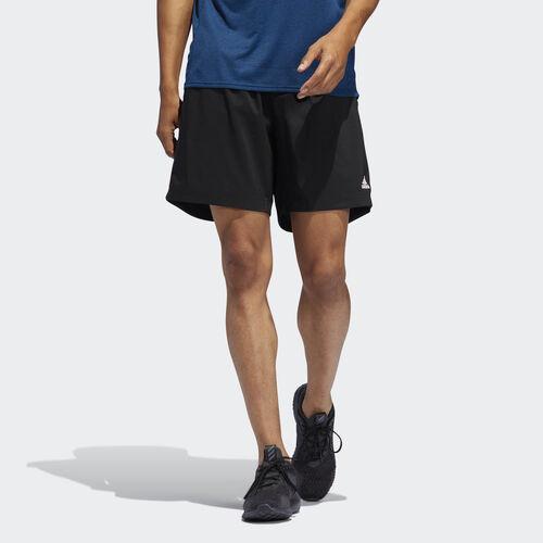 adidas - Own the Run Shorts Black DQ2557