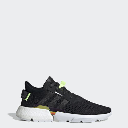 POD-S3.1 Shoes, , zoom, (Core Black / Core Black / Ftwr White), 03 April