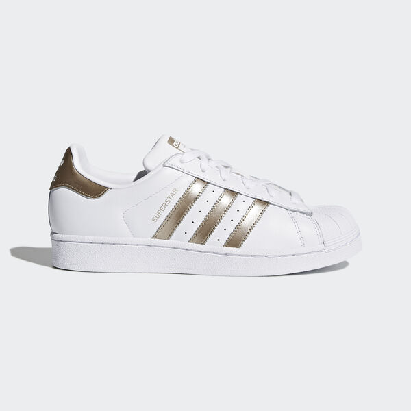 Superstar Shoes Λευκό CG5463