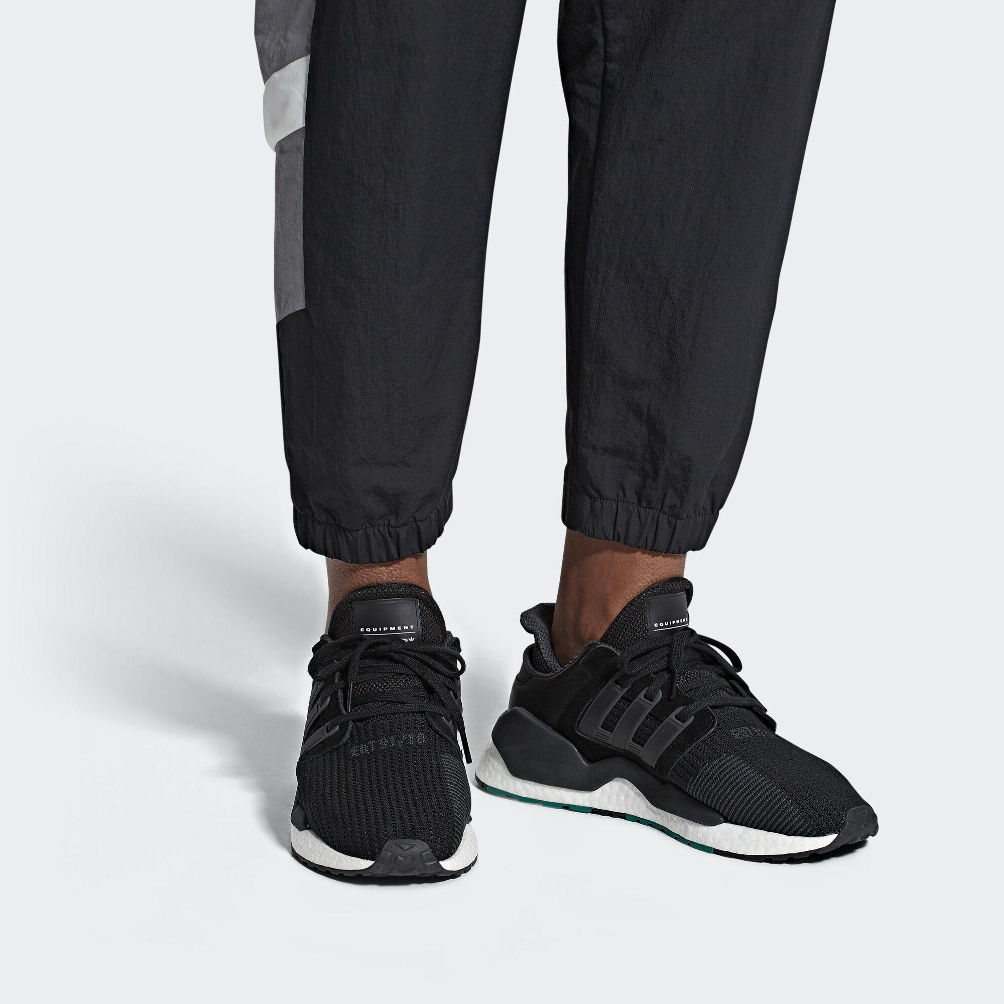 new concept 86f69 da90f adidas EQT Support 9118 Shoes - Black  adidas UK