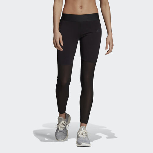 adidas - ID Mesh Tights Black / White DT9360
