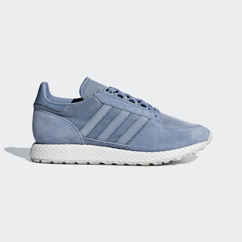 adidas - Forest Grove Shoes Raw Grey / Cloud White / Grey One B37992