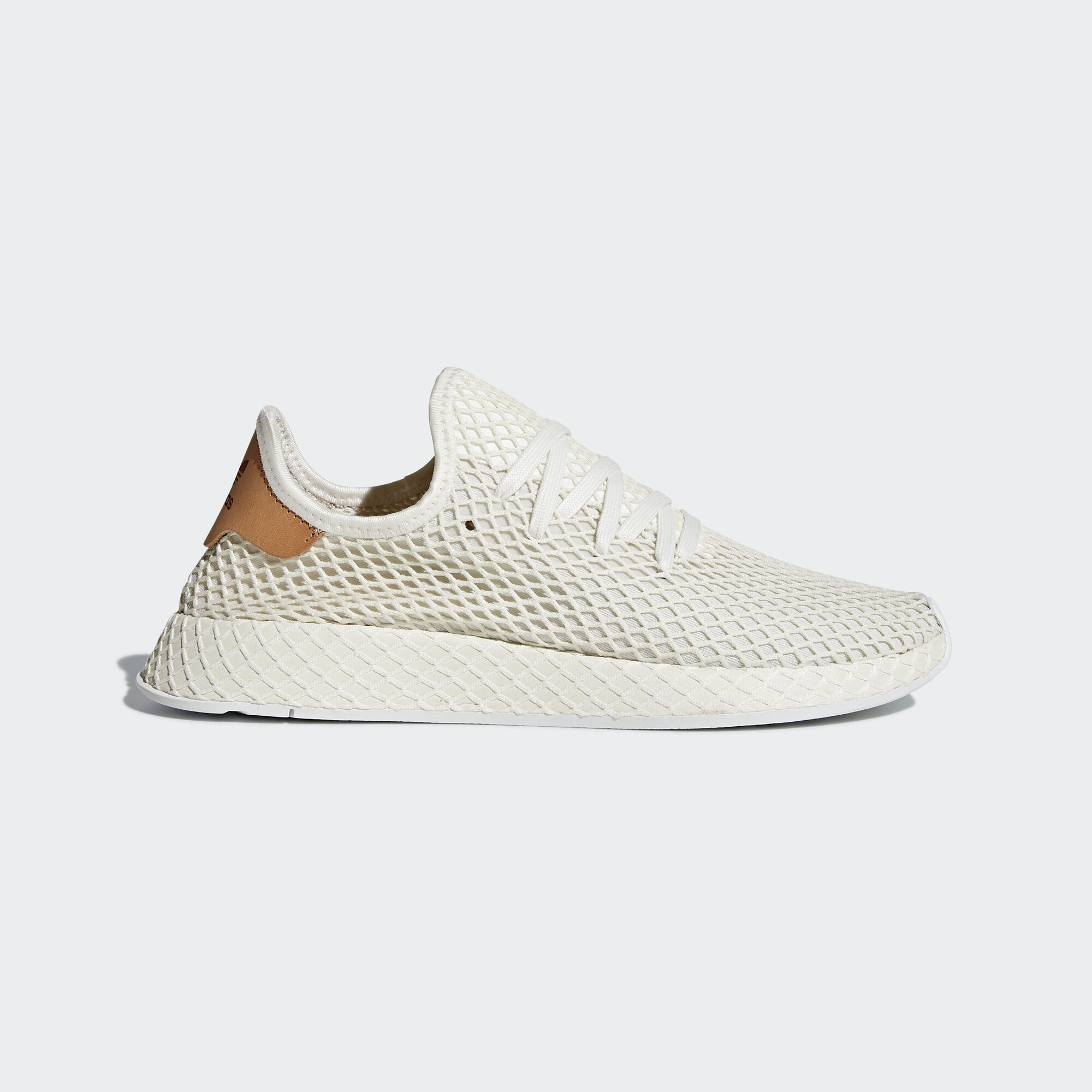 d5c7d8ac9ad adidas - Deerupt Runner Shoes Cloud White   Ash Pearl   Ftwr White B41759