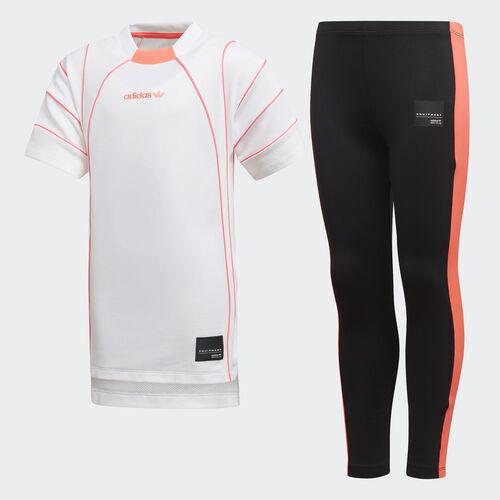 adidas - EQT Dress Set White / Turbo D98878