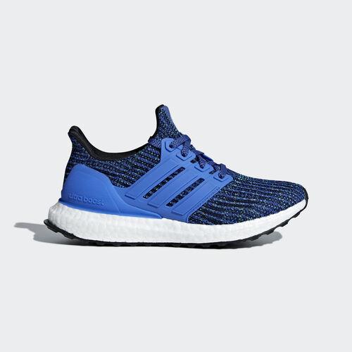 adidas - Ultraboost Shoes Hi-Res Blue / Hi-Res Blue / Ftwr White B43511