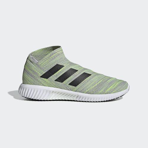 adidas - Nemeziz Tango 18.1 Trainers Grey Two / Core Black / Solar Yellow BB9457
