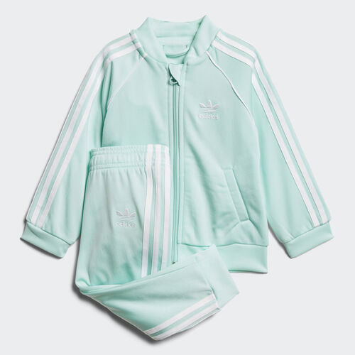 adidas - SST Track Suit Clear Mint D96059