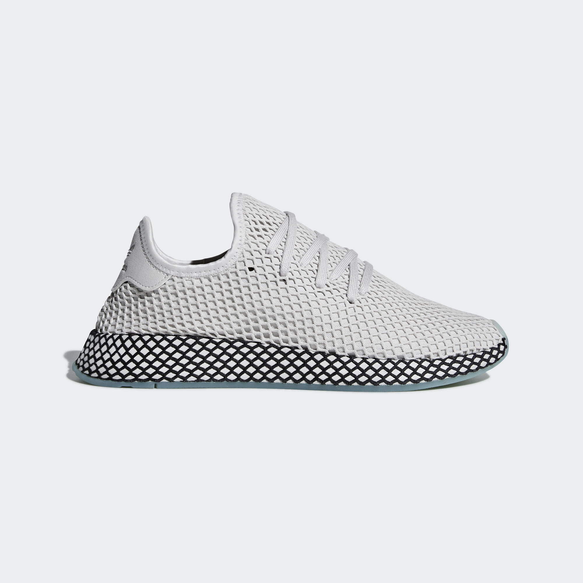 new product e8a5f e1420 adidas - Deerupt Runner Shoes Grey One  Grey One  Clear Mint B41754