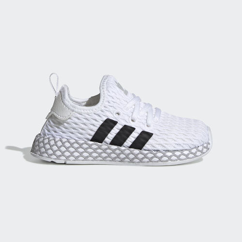 adidas - Deerupt Runner Shoes Ftwr White / Core Black / Grey Two F34298