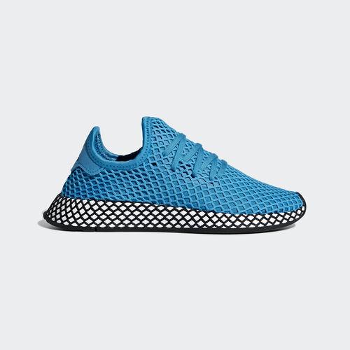 adidas - Deerupt Runner Shoes Bold Aqua / Bold Aqua / Ftwr White D96720