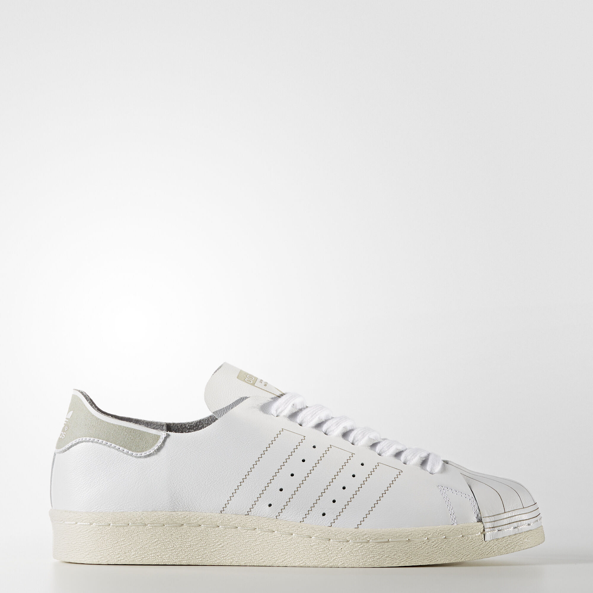 Mens Superstar 80s Decon Trainers adidas YCxBvt1