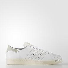 23e24cfae1 adidas - Sapatos Superstar 80s Decon Footwear White Footwear White Vintage  White BZ0109