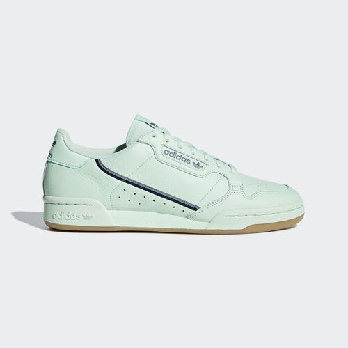 adidas - Continental 80 Shoes Ice Mint / Collegiate Navy / Grey BD7641