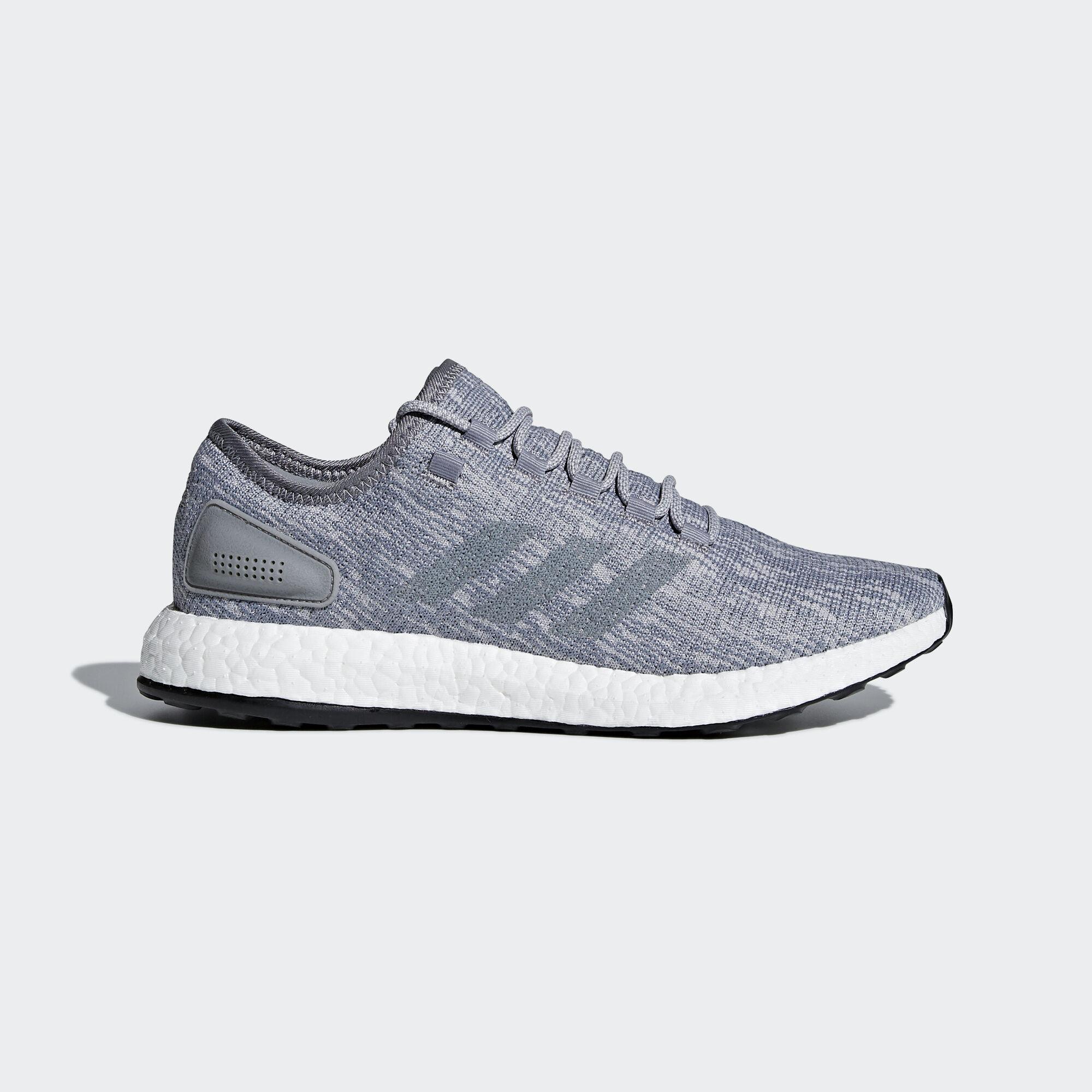 discount best store to get cheap sale latest adidas Running PureBOOST In Grey BB6278 73EhEVt6hc
