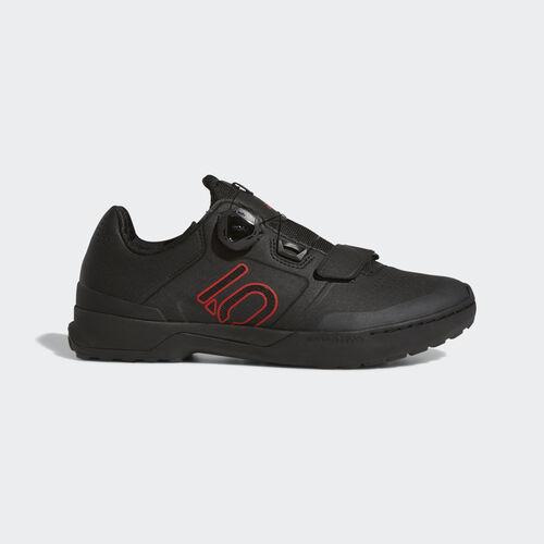 adidas - Five Ten Kestrel Pro Boa Shoes Core Black / Red / Grey Six BC0635
