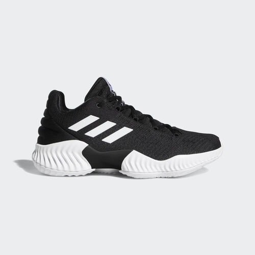 adidas - Pro Bounce 2018 Low Shoes Core Black / Ftwr White / Core Black AH2673