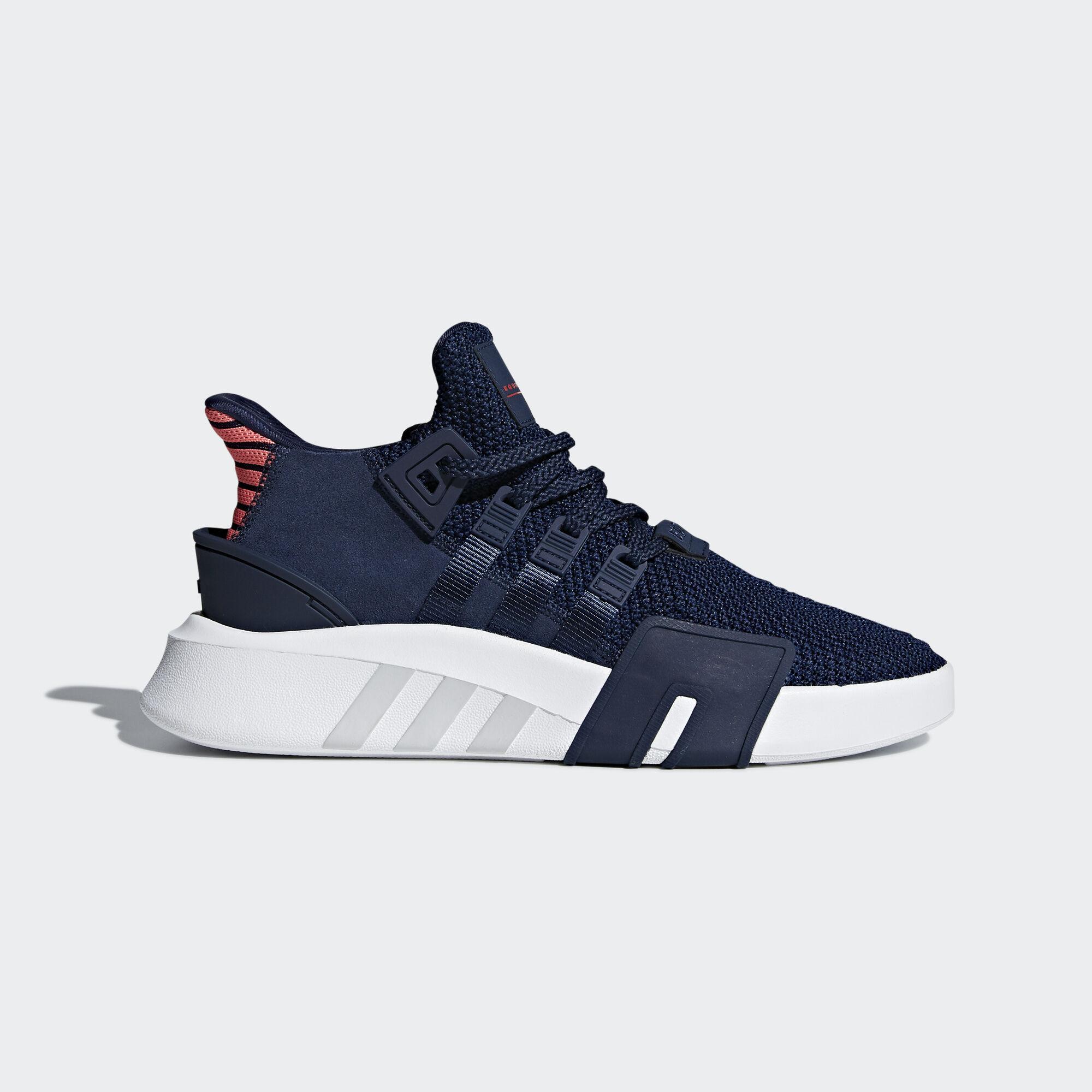 adidas EQT Bask ADV Carbon / Carbon / Collegiate Navy Sneaker CQ2994