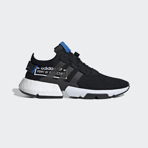 adidas - POD-S3.1 Shoes Core Black / Core Black / Bluebird CG6884