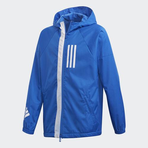 adidas - ID WND Jacket Blue / White DZ1828
