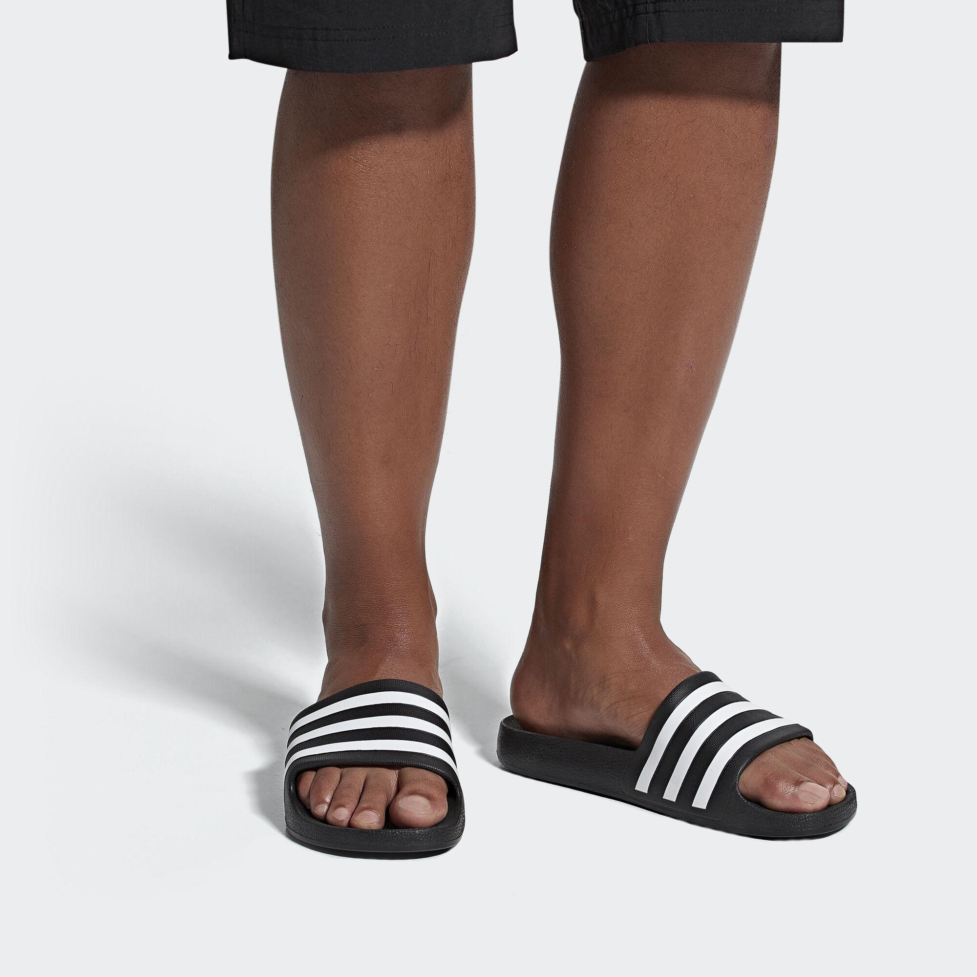 low priced 91cb0 1af52 adidas Adilette Aqua Slipper - grau  adidas Deutschland