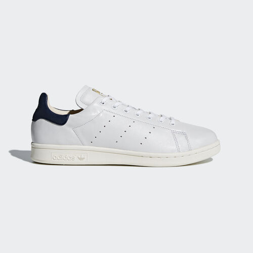 adidas - Stan Smith Recon Shoes Ftwr White/Ftwr White/Collegiate Navy CQ3033