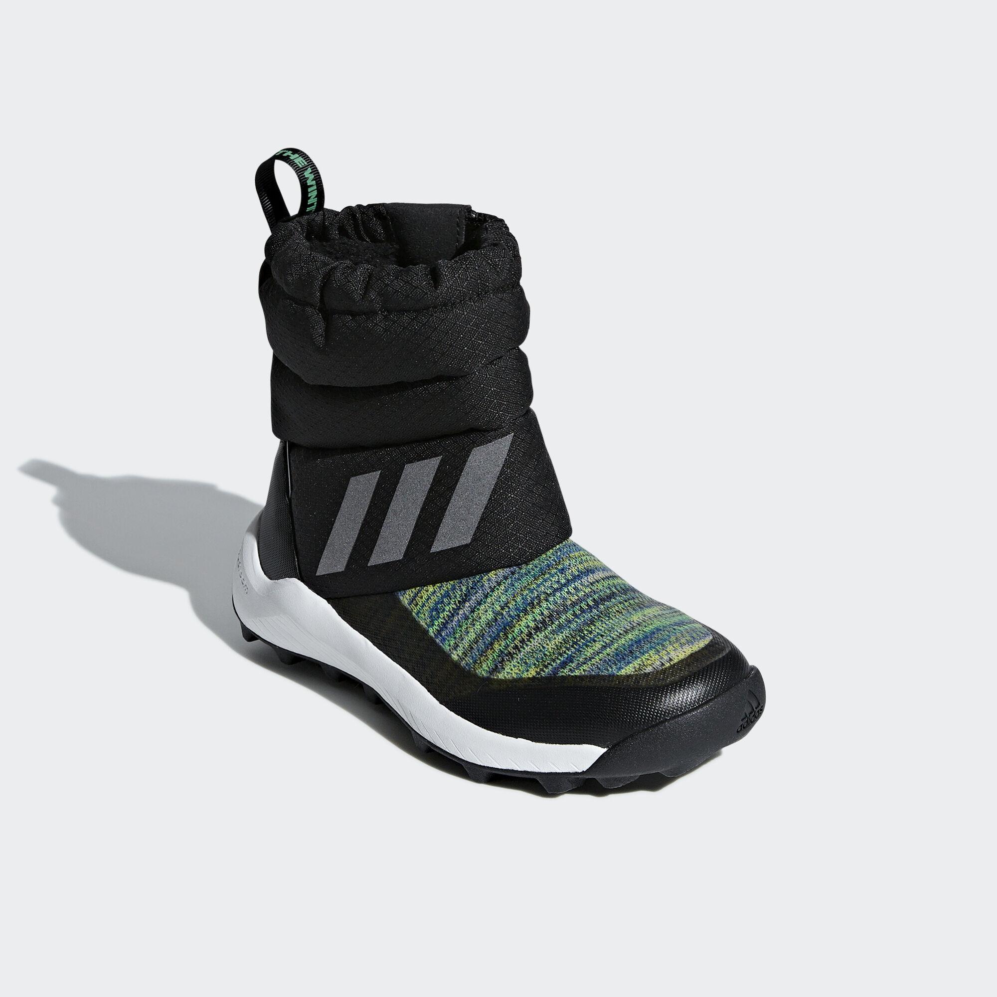 best loved 39c88 6ce98 adidas RapidaSnow Beat the Winter Boots - Black  adidas Turk
