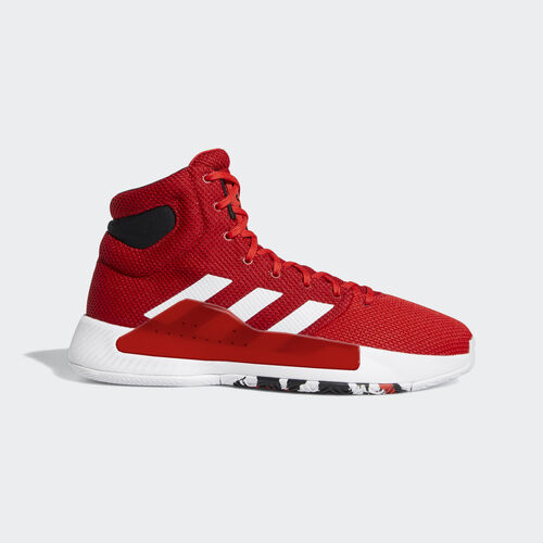 adidas - Pro Bounce Madness 2019 Shoes Active Red / Ftwr White / Core Black BB9237