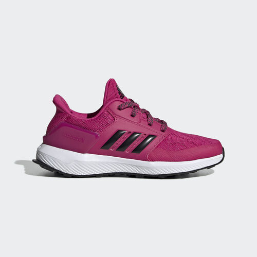 adidas - RapidaRun X Shoes Real Magenta / Core Black / Ftwr White D97085