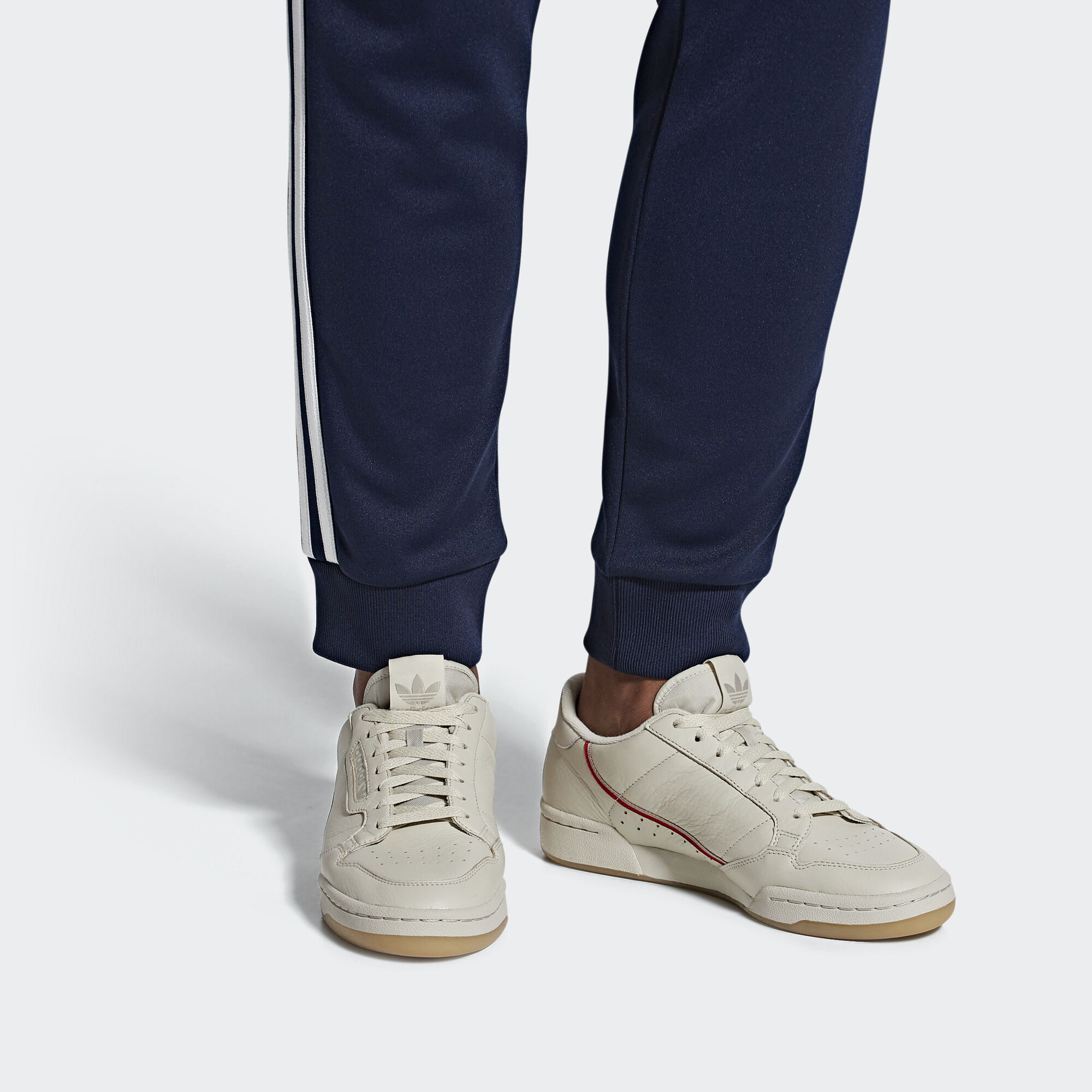 new styles 4e67f 380e5 adidas Sapatos Continental 80 - Branco  adidas MLT