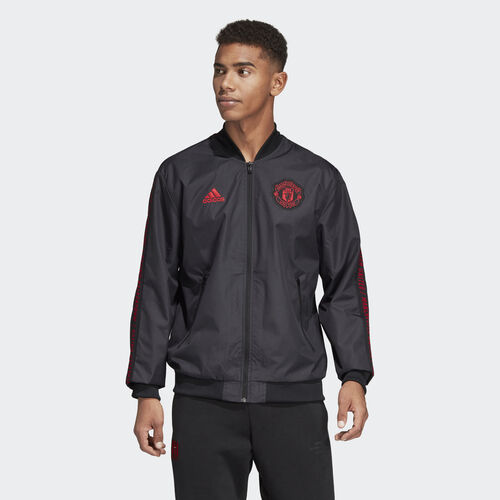 adidas - Manchester United Anthem Jacket Black DP2327