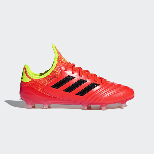 adidas - Copa 18.1 Firm Ground Boots Solar Red / Core Black / Solar Yellow DB2169
