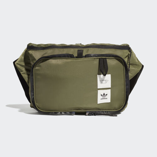 adidas - Packable Waist Bag Raw Khaki DV0260