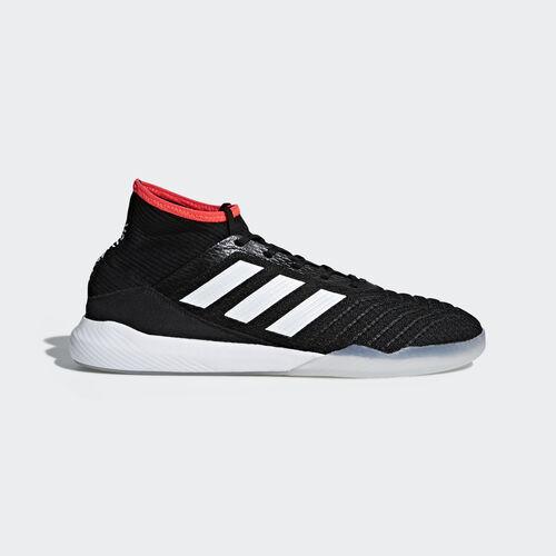 adidas - Predator Tango 18.3 Trainers Core Black/Ftwr White/Solar Red CP9297