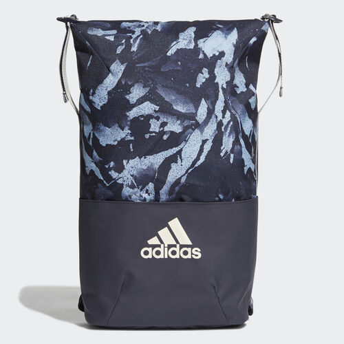 adidas - adidas Z.N.E. Core Graphic Backpack Legend Ink / Raw White / Raw White DT5088