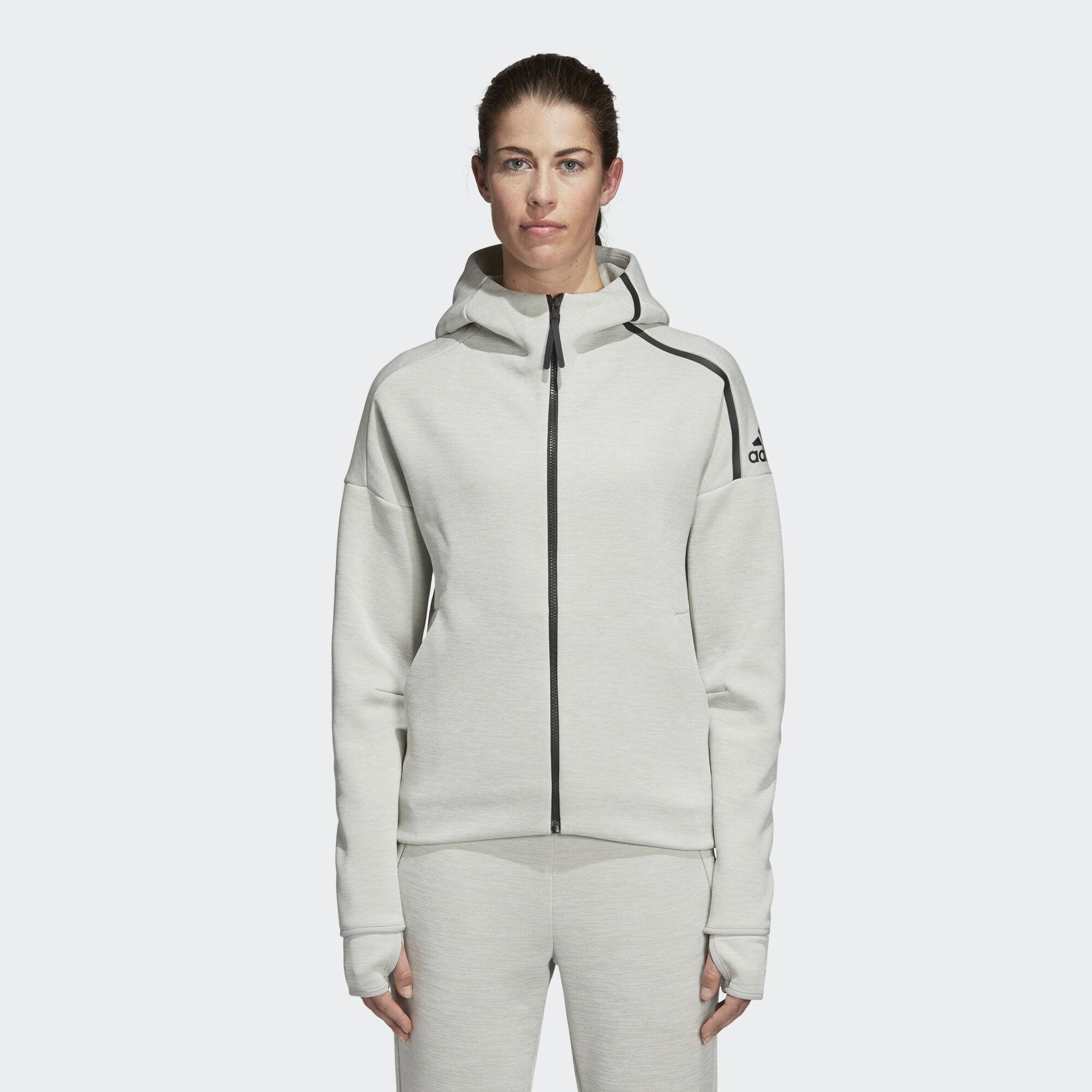 n e Grey Con Release Capucha Chaqueta Adidas Fast Z qXFI8xSw