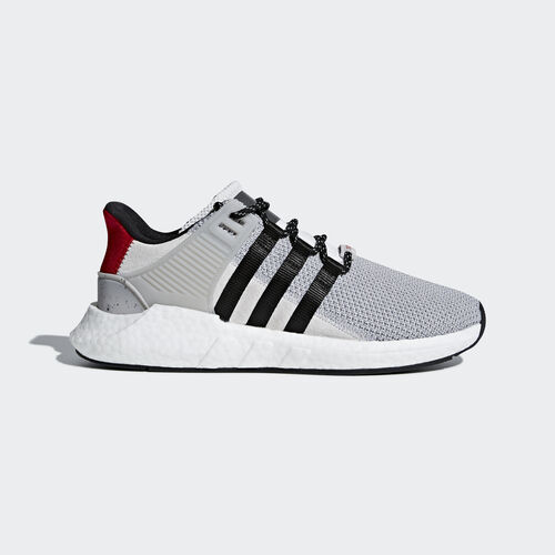 adidas - EQT Support 93/17 Shoes Grey Two/Core Black/Scarlet CQ2397