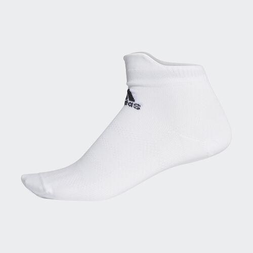 adidas - Alphaskin Ultralight Ankle Socks White/Black CV8862