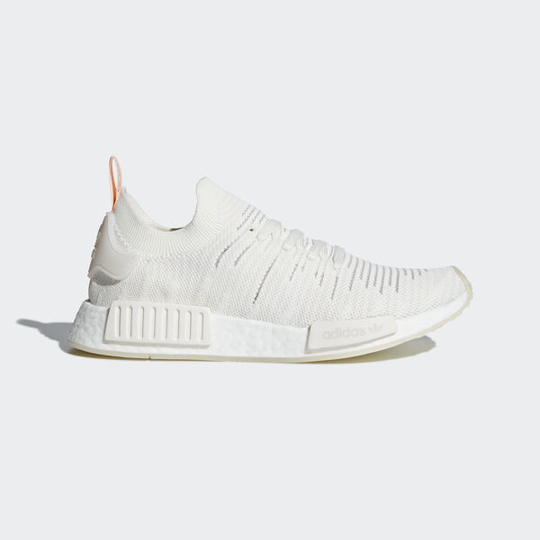 NMD_R1 STLT Primeknit Shoes Λευκό B37655