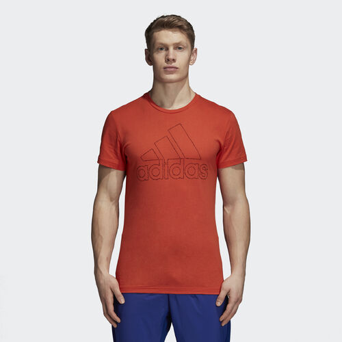 adidas - ID Badge of Sport Tee Raw Amber DI0289