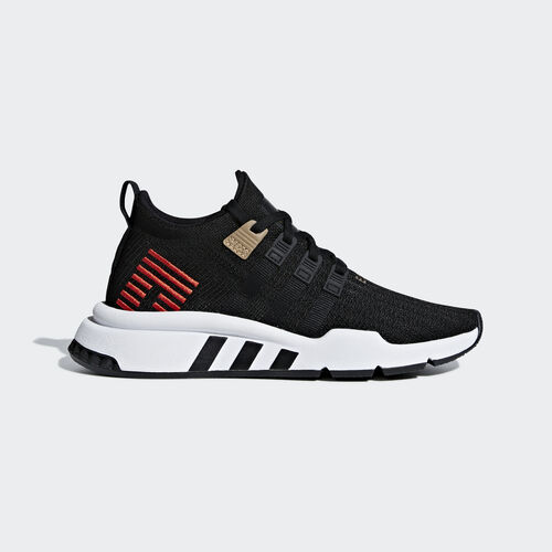 adidas - EQT Support ADV Mid Shoes Core Black / Core Black / Ftwr White B41920