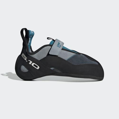 adidas - Five Ten Climbing Hiangle Shoes Light Grey / Bold Onix / Vivid Teal BC0832