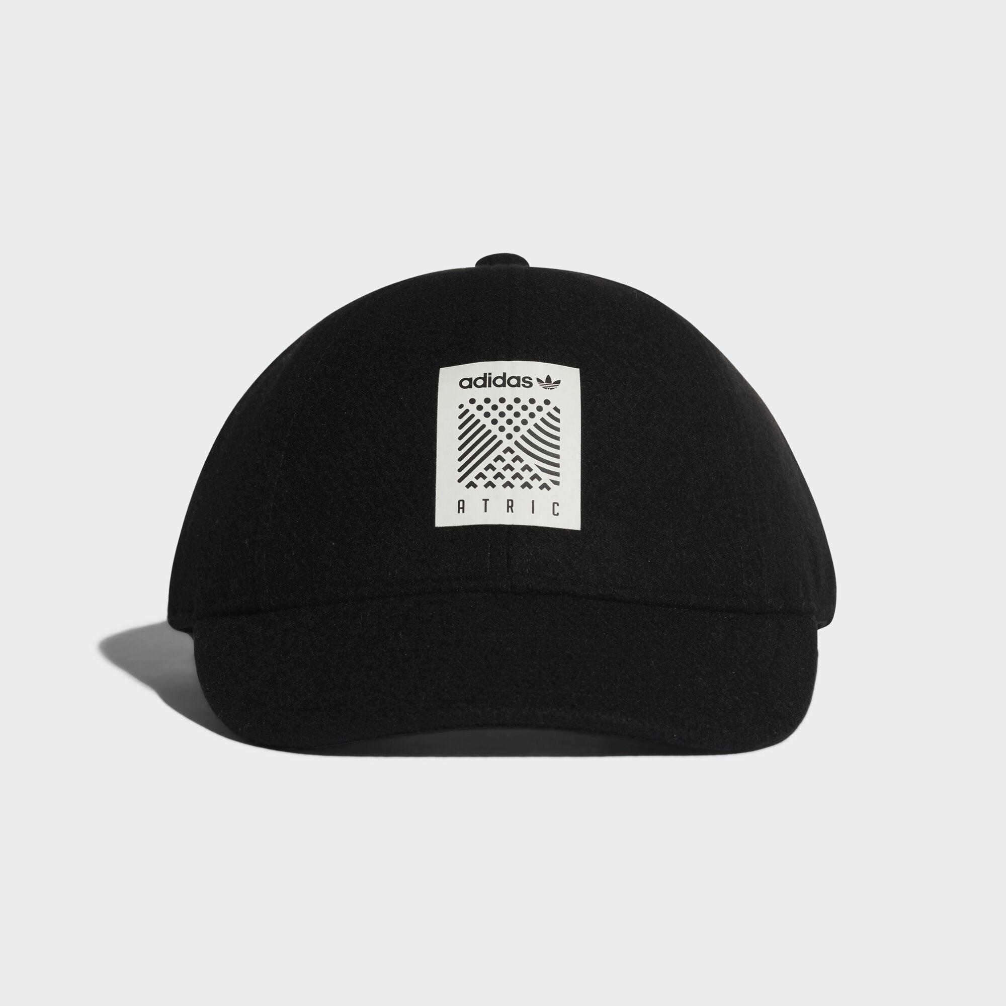 adidas - Atric Baseball Cap Black DH3301 da81825587a