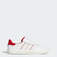 purchase cheap 8a08c c1c01 adidas - Zapatilla 3MC Vulc Evisen Ftwr White   Scarlet   Gold Met.