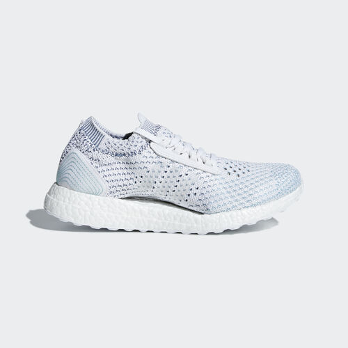 adidas - Ultraboost X Parley Shoes Ftwr White / Ftwr White / Blue Spirit BB7152