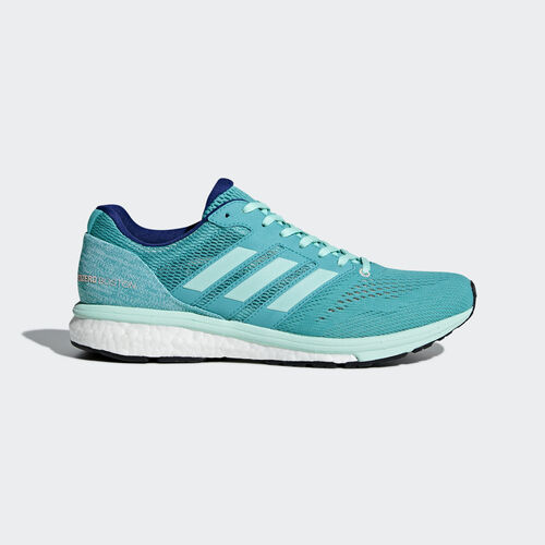 adidas - Adizero Boston 7 Shoes Hi-Res Aqua / Clear Mint / Mystery Ink BB6498
